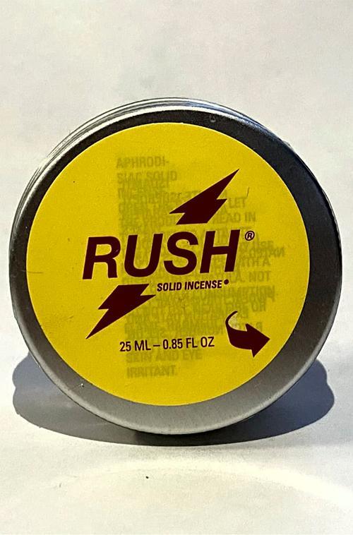 Rush Solid Incense твердый 25ml